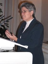 Sister Ann Scholz, SSND
