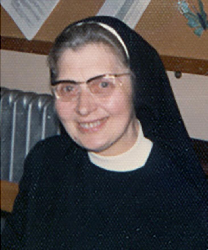 Sister Arimathea Kreidl, SSND