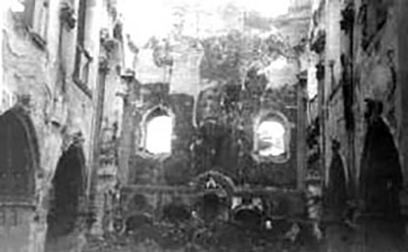 Munich Motherhouse - Interior