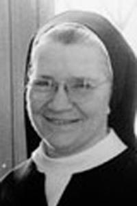 Sister Georgianne Segner, SSND