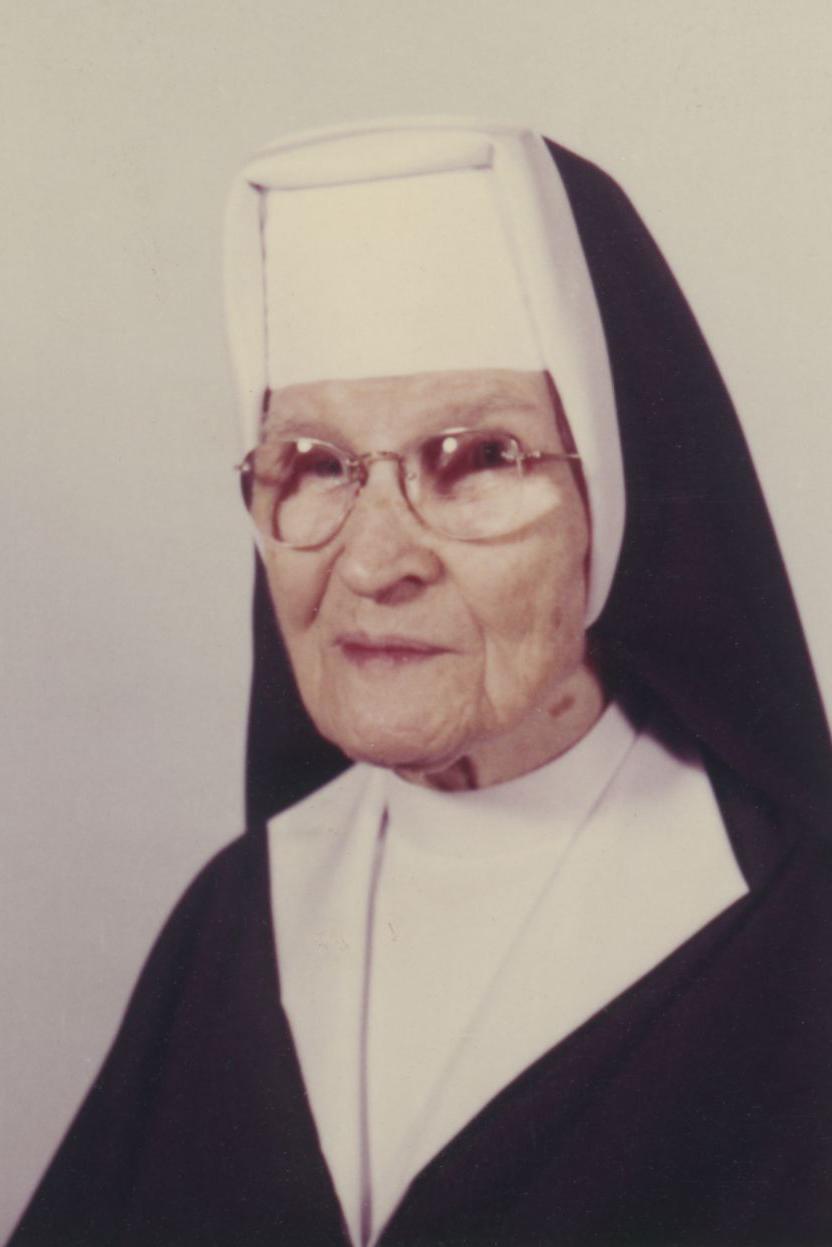 Sister Geresine Leffert, SSND