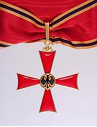 The Grand Cross of the Order of Merit of the Federal Republic of Germany (Das GroBe Verdienstkreuz Des Verdienstordens der Bundesrepublik Desutchland) From the James J. Norris Collection of the Basilica of the National Shrine of the Immaculate Conception,
