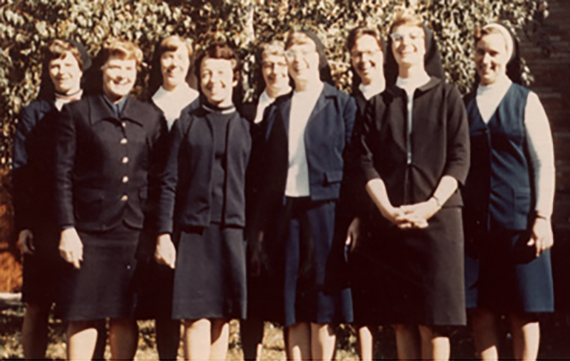 Members of the Interprovincial Spiritual Development Committee