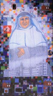Mother Caroline quilt