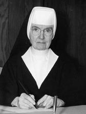 Mother Pascal Caron