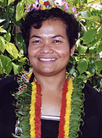 Sister Paulina Raymond, SSND