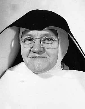 Sister Leonis Fick