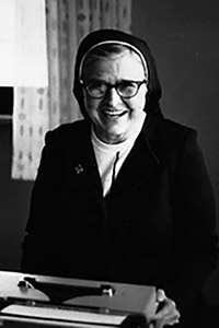 Sister Mary Hester Valentine, SSND