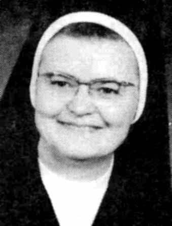 Sister Mary Benedicta Viebeck