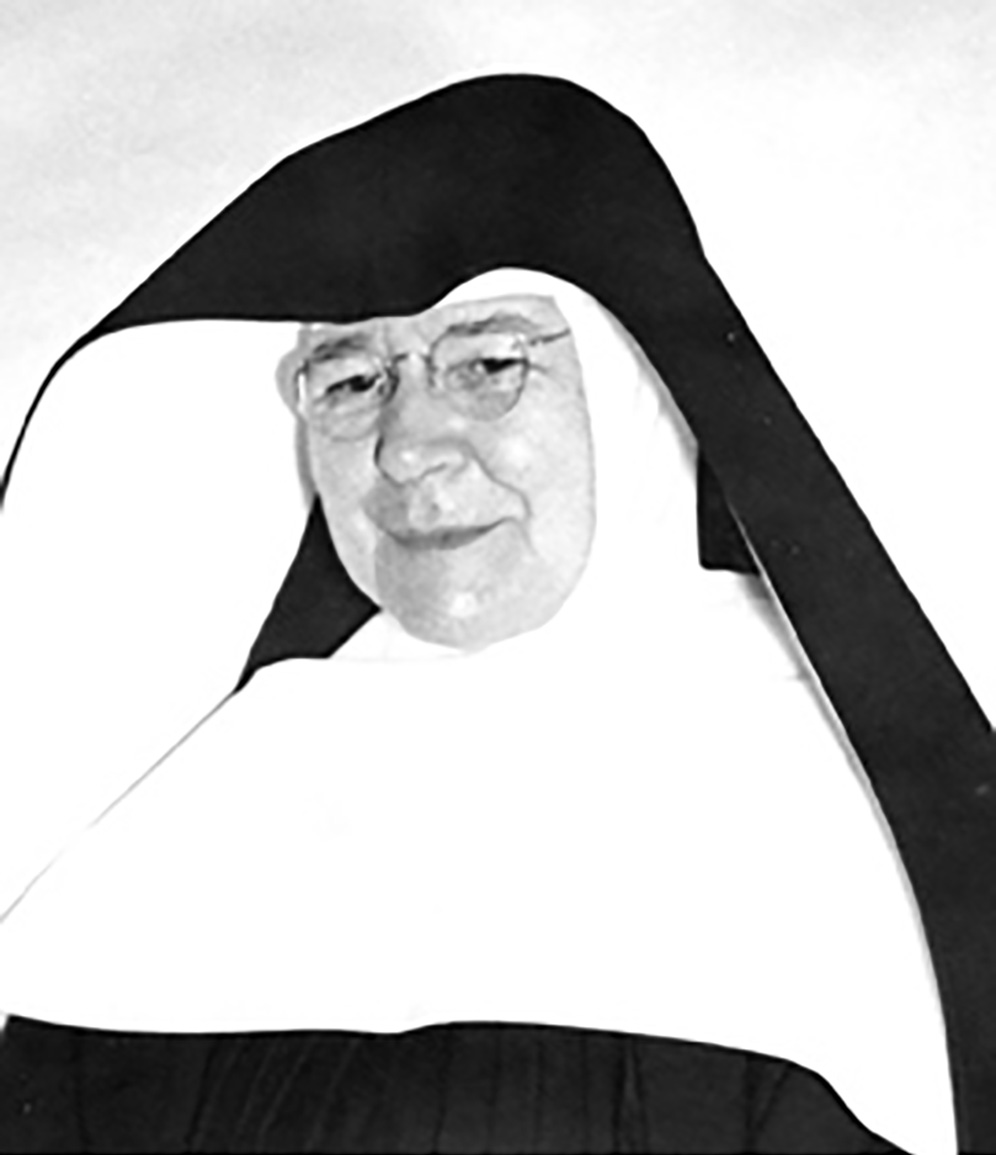 Mother Ambrosia Roecklein, SSND