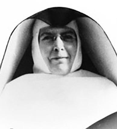 Mother Fidelis Krieter