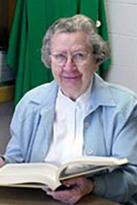 Sister Hanriette Hoene, SSND