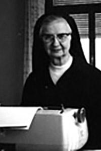 Sister Paulissa Klaas, SSND